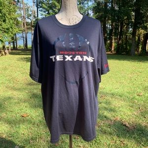 Nike Houston Texans Dri-Fit Jersey Tee